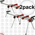 Milwaukee 48-08-0550 2pk Universal Miter Saw Stand