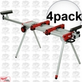 Milwaukee 48-08-0550 4pk Universal Miter Saw Stand