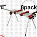 Milwaukee 48-08-0550 8pk Universal Miter Saw Stand
