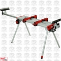 """Milwaukee 48-08-0550 Universal Miter Saw Stand 9.5'/119"""" Fully Extended"""