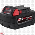 Milwaukee 48-11-1850 M18 RedLithium XC 18V 5.0 Ah Li-Ion Battery Pack OB