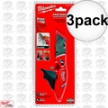 Milwaukee 48-22-1902 Fastback II Flip Utility Knife w/storage 3x
