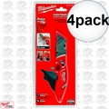 Milwaukee 48-22-1902 Fastback II Flip Utility Knife w/storage 4x