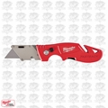 Milwaukee 48-22-1903 Fastback II Flip Utility Knife w/storage