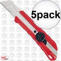 Milwaukee 48-22-1965 25mm Snap Knife 5x