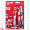 Milwaukee 48-22-2302C 10in1 Ratcheting Bits + 8in1 Stubby Multi Bits Drivers