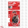 Milwaukee 48-22-3990 100' Fine Line Chalk Reel (Fine Line)