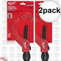 "Milwaukee 48-22-4254 2pk 3-1/2"" Quick Adjust Copper Tubing Cutter"
