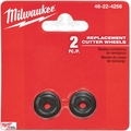 Milwaukee 48-22-4256 2pk Replacement Cutter Wheels