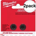 Milwaukee 48-22-4266 2pc Close Quarter Replacement Cutter Wheels