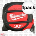 Milwaukee 48-22-5130 4pk 30' Magnetic Tape Measure