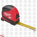Milwaukee 48-22-6630 30 ft. Compact Tape Measure