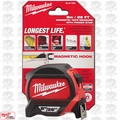Milwaukee 48-22-7225 8 / M26' Metric SAEMagnetic Tape Measure