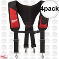 Milwaukee 48-22-8145 4pk Stronghold Suspension System Comfort Package