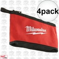 Milwaukee 48-22-8180 4pk Zipper Pouch