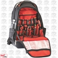 Milwaukee 48-22-8200 Jobsite Backpack for Tools to Laptops!! Open Box