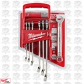 Milwaukee 48-22-9407 7pc Combination Wrench Set - SAE