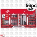 Milwaukee 48-32-4017 56pc Shockwave Impact Duty Drill and Drive Set