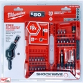 Milwaukee 48-32-4426 33pc Shockwave Impact Drill and Drive Set