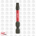 "Milwaukee 48-32-4486 Torx Impact Duty 2"" Power Bit"