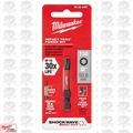 "Milwaukee 48-32-4487 T30 Torx Impact Duty 2"" Power Bit"