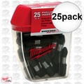 Milwaukee 48-32-4604 25pk #2 Phillips Shockwave Impact Insert Bits