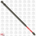 "Milwaukee 48-32-4802 #2 Phillips Shockwave 6"" Power Bit"