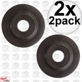 Milwaukee 48-38-0010 2x 2pk Cutter Wheels for 2471-20, -21, 22, 82