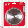 "Milwaukee 48-40-4105 5-3/8"" 16 Carbide Teeth Circular Saw Blade"