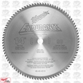 "Milwaukee 48-40-4510 14"" 90T Carbide Tipped Dry Cut Circular Saw Blade"