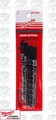 "Milwaukee 48-42-5500 5pk 4"" 6 TPI High Carbon Steel Jig Saw Blades"