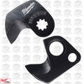 Milwaukee 48-44-0410 2pc 600 MCM Replacement Cable Cutter Blade