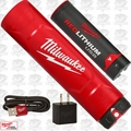 Milwaukee 48-59-2003 REDLITHIUM USB Battery & Charger Kit