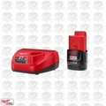 Milwaukee 48-59-2420 M12 Lithium-Ion Starter Kit