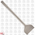 """Milwaukee 48-62-4087 3"""" x 12"""" SDS-Max Scaling Chisel Demolition Steel"""
