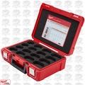 Milwaukee 49-12-CASE Case for EXACT 12T U-Style Dies