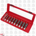 Milwaukee 49-22-8410 9 Piece Annular Cutter Set