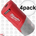 Milwaukee 49-24-2310 4pk 12 Volt M12 Power Source Port (Tool Only)