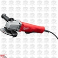 "Milwaukee 6142-30 4-1/2"" Small Angle Grinder w/ Lock-On"