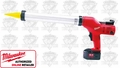Milwaukee 6562-24 14.4 Volt 20 Ounce - Sausage Cordless Caulking Gun