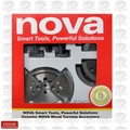 Nova Lathes 6037 Big Chuck Work Accessory Bundle