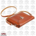 Occidental Leather 1158 Premium iPad Carry Case Whiskey Colored Leather