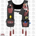 Occidental Leather 1550 Stronghold Insta-Vest Kit Plus Suspender Package