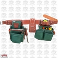 Occidental Leather 8089-SM OxyLights 7 Bag Framer Set, Small