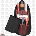 Occidental Leather 8578 Clip-On Stronghold Essentials Gear Pocket