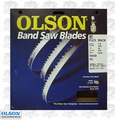 "Olson FB14505DB 105"" x 1/4"" x 6 TPI Flex Back Band Saw Blade (28-047)"