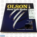 "Olson FB14582DB 82"" x 1/4"" x 6 TPI Flex Back Band Saw Blade"