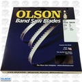 "Olson FB14882DB 82"" x 1/4"" x 14 TPI Flex Back Band Saw Blade"
