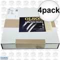 "Olson FB23137DB 4pk 137"" x 1/2"" x 3 TPI Band Saw Blade"
