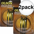 "Olson WB51656BL 2pk 56-1/8"" x 1/8"" x 14 TPI Band Saw Blade"